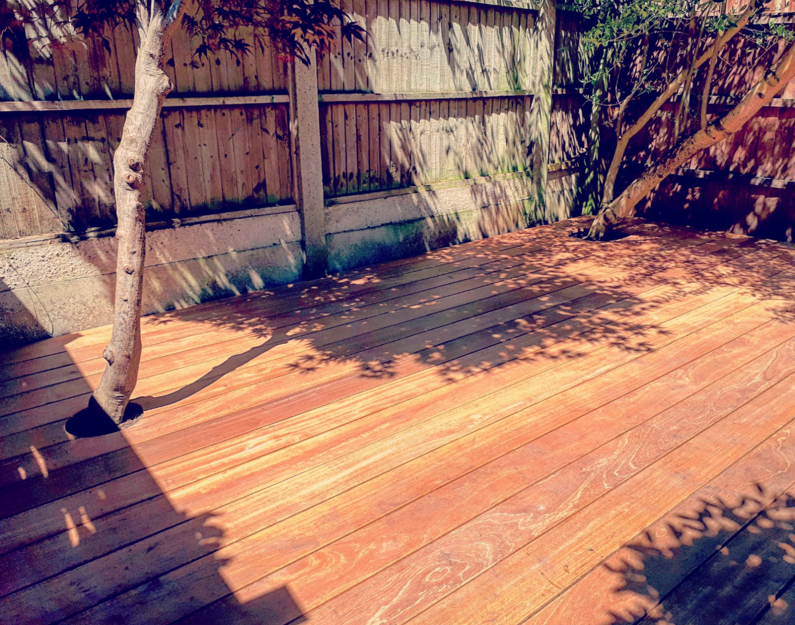 Hertfordshire decking specialists