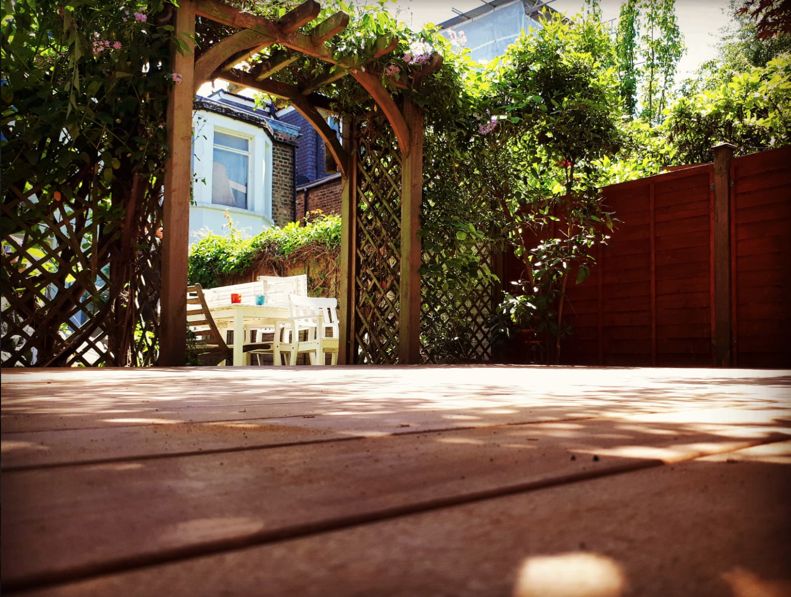 Transforming your outdoor space