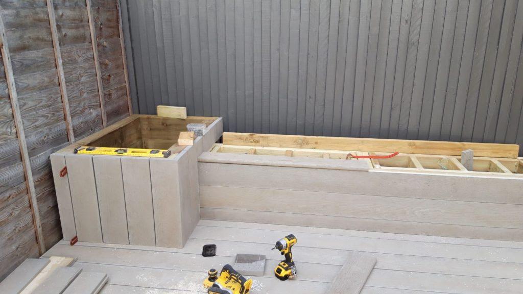 Mid build